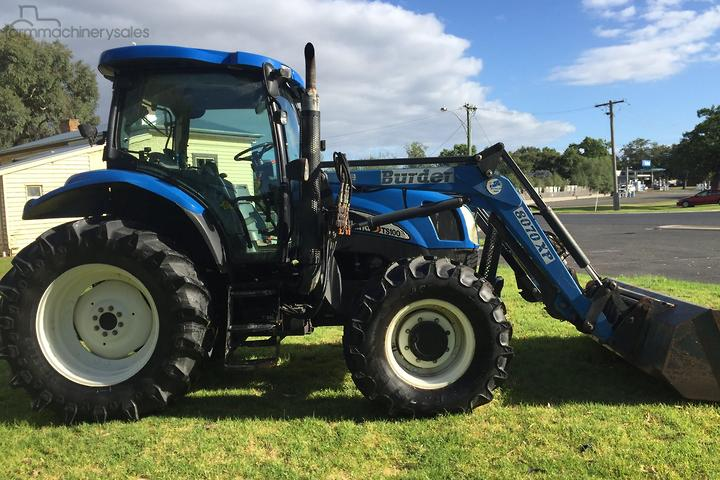 New Holland TS100A Farm machinery & equipments for Sale in