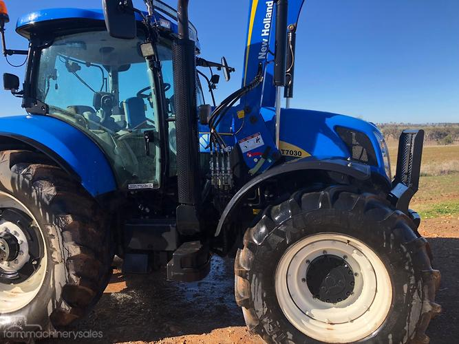 New Holland T7030 Farm machinery & equipments for Sale in