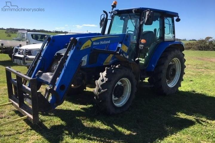 New Holland T5040 Farm machinery & equipments for Sale in Australia