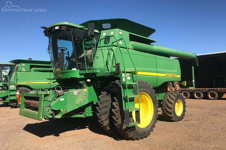 John Deere 9860 STS Farm machinery & equipments for Sale in