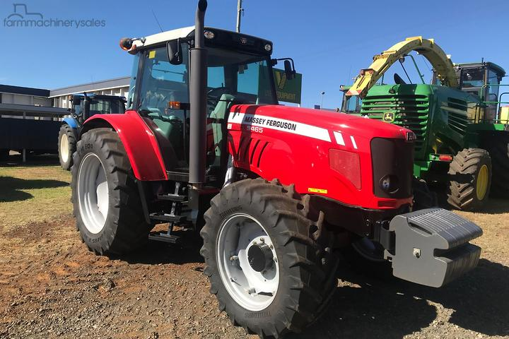Massey Ferguson 5455 Farm machinery & equipments for Sale in