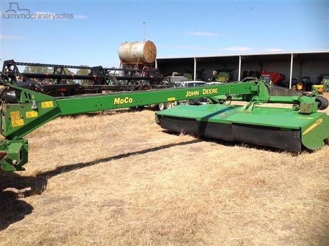 John Deere 956 Farm machinery & equipments for Sale in Australia