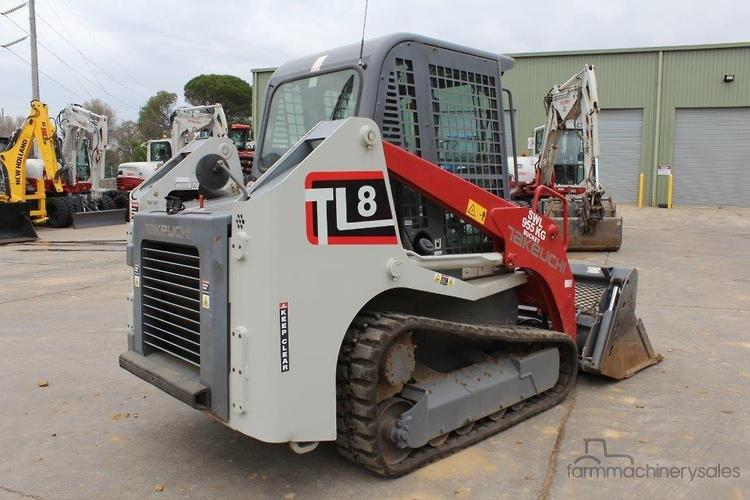 Takeuchi Farm machinery & equipments for Sale in Australia