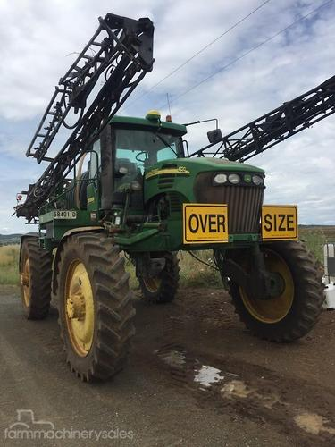 John Deere 4720 Farm machinery & equipments for Sale in Australia