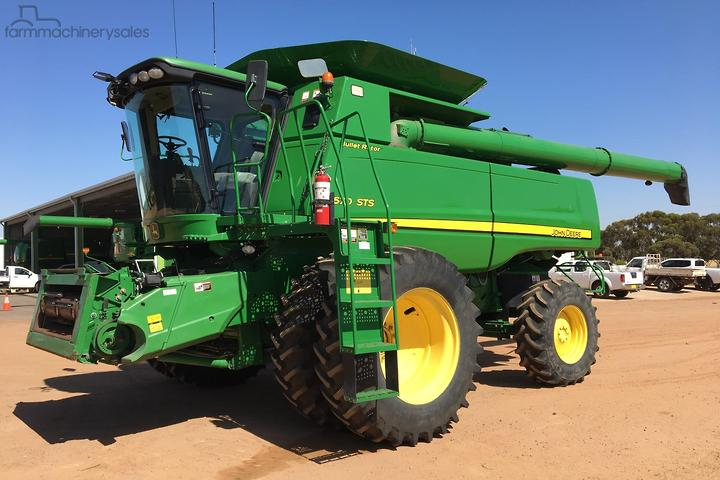 John Deere 9670 STS Farm machinery & equipments for Sale in
