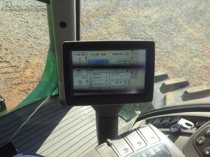John Deere 8335RT Farm machinery & equipments for Sale in