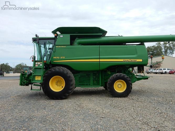 John Deere Harvestings for Sale in Australia