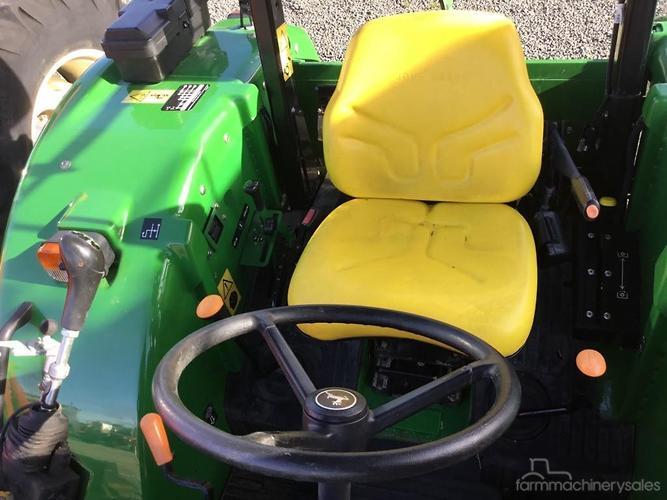 John Deere 5055E Farm machinery & equipments for Sale in Australia