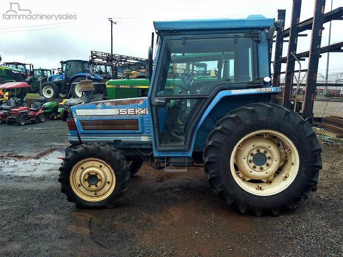ISEKI Farm machinery & equipments for Sale in Australia