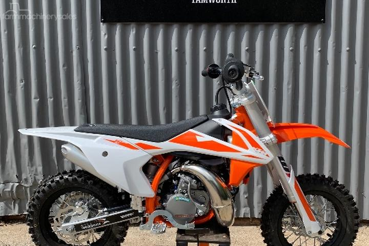 KTM 50 SX Mini Farm machinery & equipments for Sale in