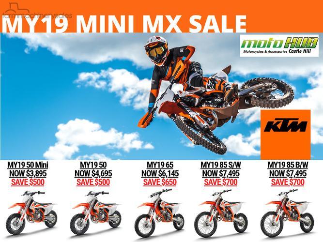 KTM 50 SX Farm machinery & equipments for Sale in Australia