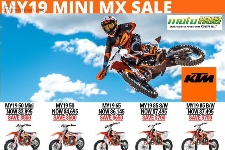 KTM 50 SX Farm machinery & equipments for Sale in Australia