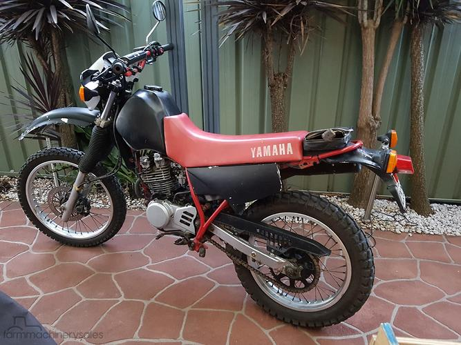 Yamaha XT250 Farm machinery & equipments for Sale in