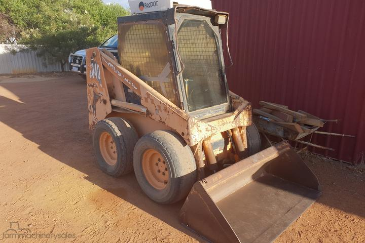 Mustang Skid Steer Dealer