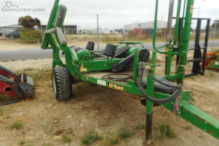 Bale Wrapper Hay & Silages for Sale in Australia