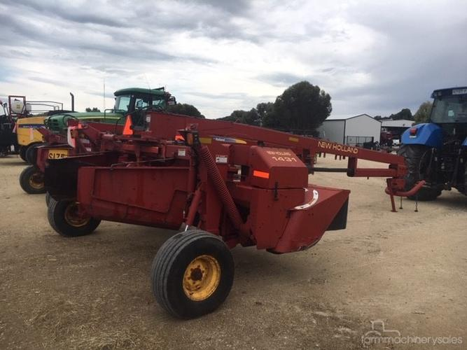 New Holland 1431 Farm machinery & equipments for Sale in Australia