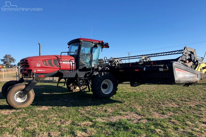 MacDon M155 Farm machinery & equipments for Sale in