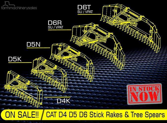 Caterpillar D5N XL Crawler Loaders for Sale in Australia