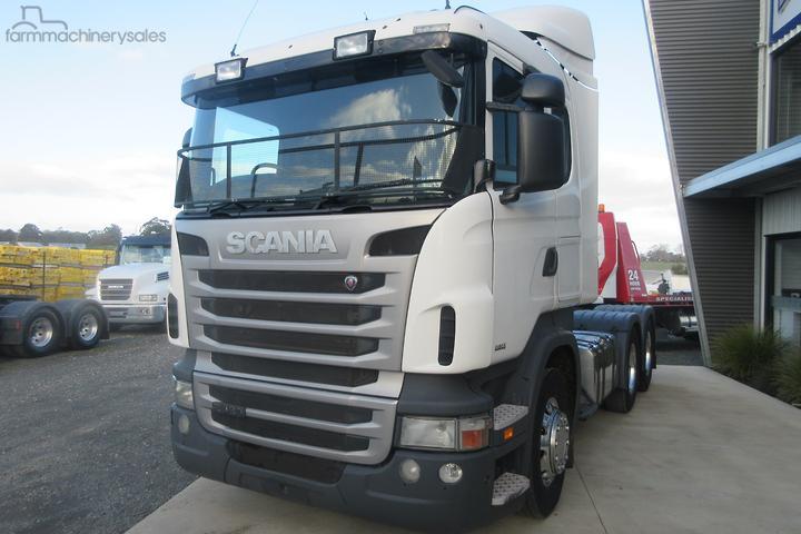 Scania Prime Mover Trucks for Sale in Australia