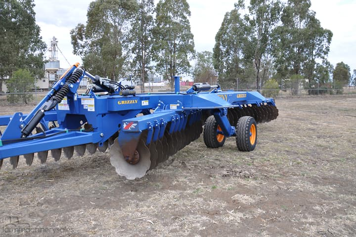 GRIZZLY Farm machinery & equipments for Sale in Australia