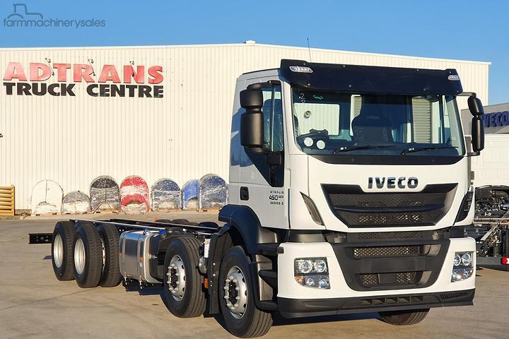 Iveco Farm machinery & equipments for Sale in Australia