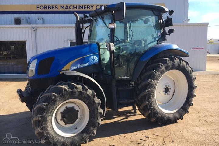 New Holland T6020 Farm machinery & equipments for Sale in