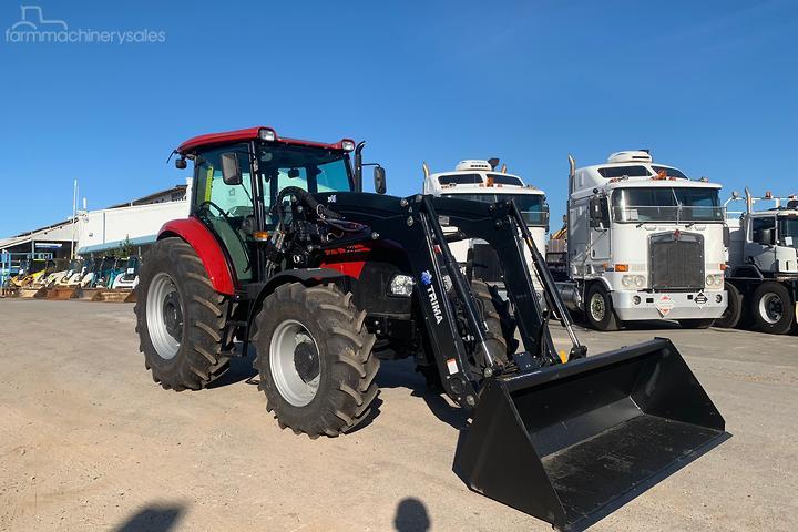 CASE IH Tractors for Sale in Australia - farmmachinerysales
