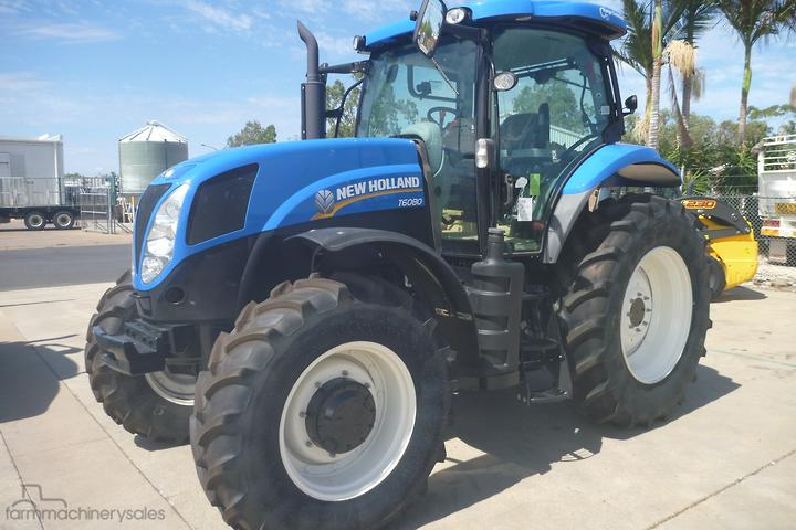 New Holland T6080 Farm machinery & equipments for Sale in Australia on