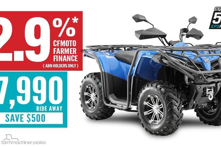 CFMOTO Farm machinery & equipments for Sale in Australia