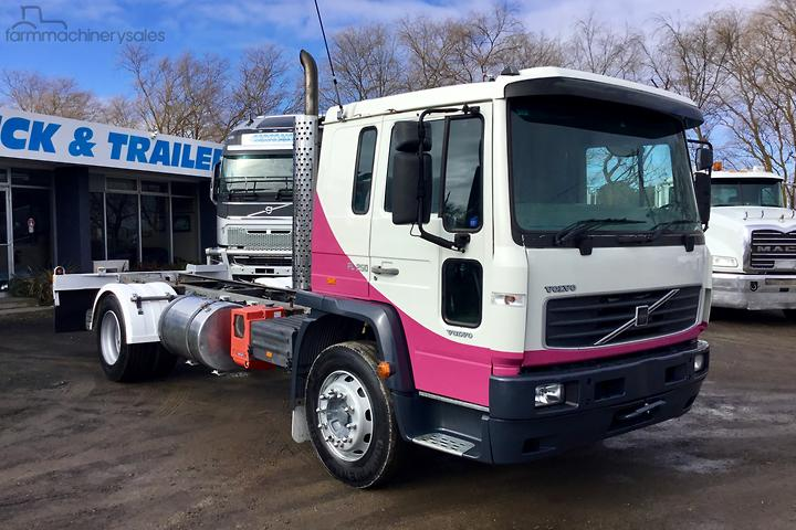 Volvo Cab Chassis Trucks for Sale in Australia