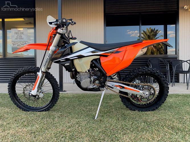 KTM 500 EXC-F Farm machinery & equipments for Sale in Australia