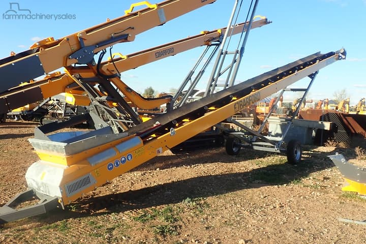 Barford W5032E Electric Stock Pile Conveyor Stackers