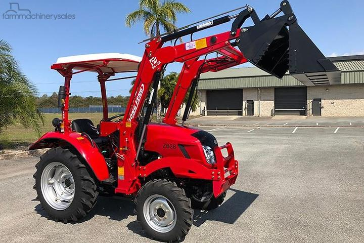 Used Tractors For Sale >> Tractors For Sale In Australia Farmmachinerysales Com Au