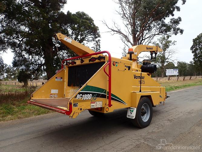 Vermeer Farm machinery & equipments for Sale in Australia