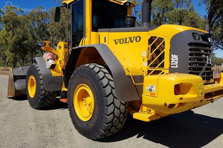 Volvo Equipment & Parts Wheel Loaders for Sale in Australia
