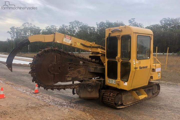 Vermeer Farm machinery & equipments for Sale in Australia
