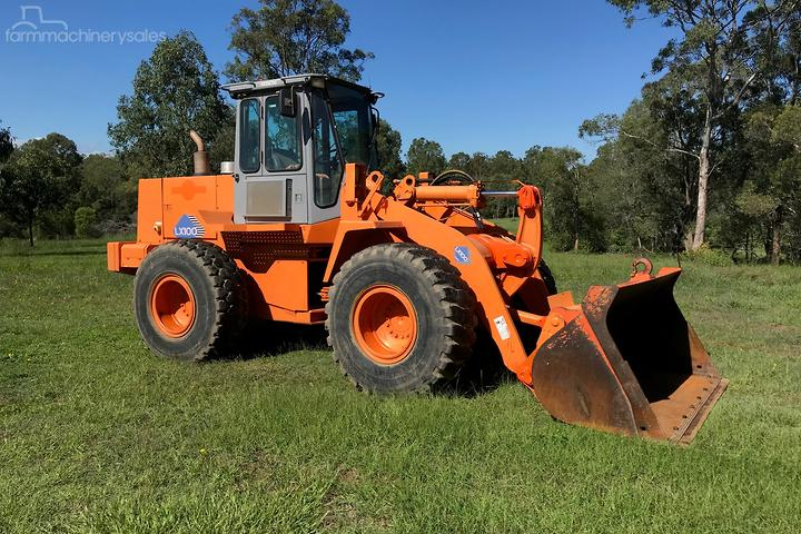 Hitachi Farm machinery & equipments for Sale in Australia