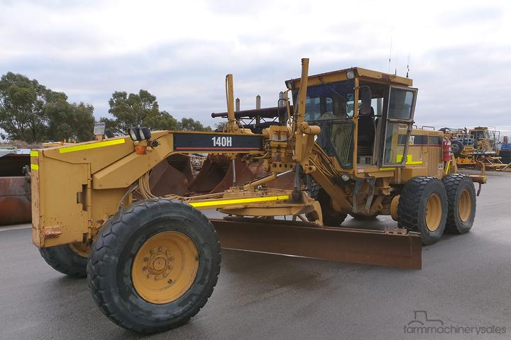 Caterpillar 140H Farm machinery & equipments for Sale in