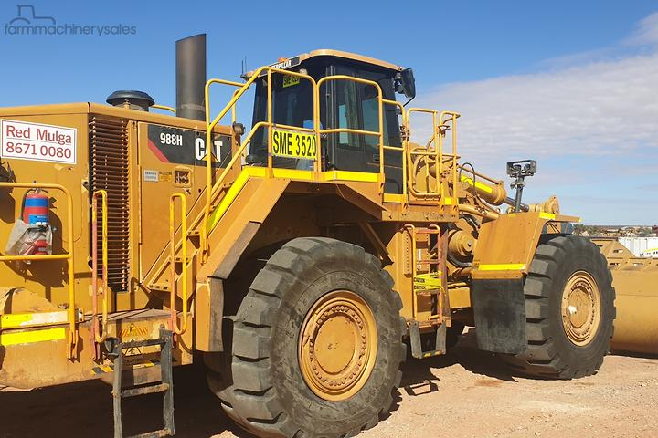 Caterpillar Crawler Loaders for Sale in Australia