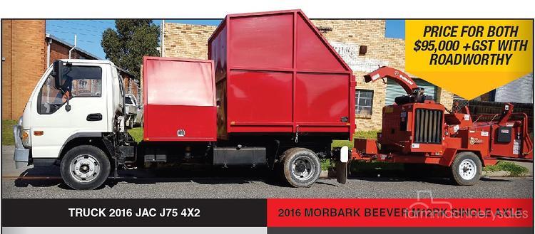 Morbark Farm machinery & equipments for Sale in Australia