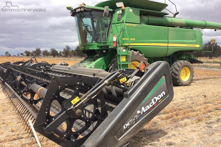 John Deere Farm machinery & equipments for Sale in Australia