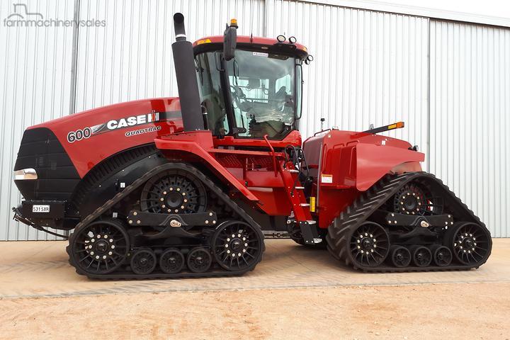 CASE IH Tractors for Sale in Australia - farmmachinerysales com au