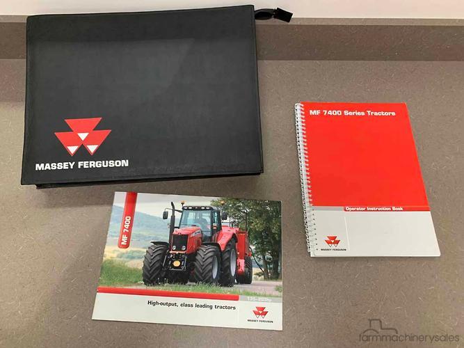 Massey Ferguson Tractors for Sale in Australia