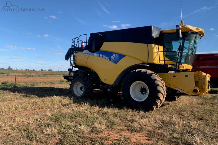 New Holland Harvestings for Sale in Australia