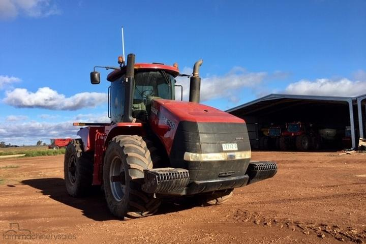 CASE IH Steiger 600 Farm machinery & equipments for Sale in