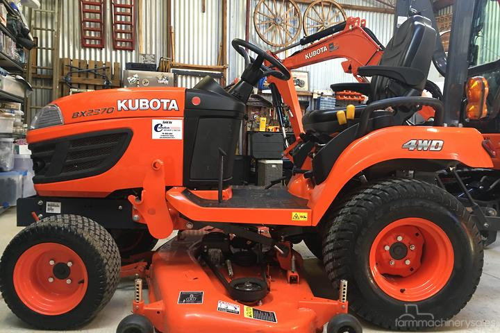 Kubota BX2370 Farm machinery & equipments for Sale in