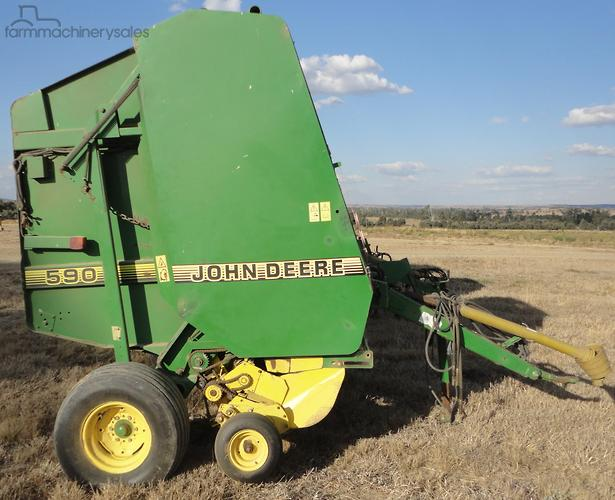 Baler Round Hay & Silages for Sale in Australia