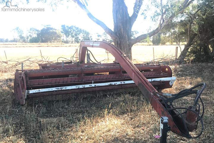 Hesston 1014 x2 Hay Mower Hay & Silages for Sale in
