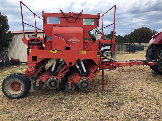 Kuhn Farm machinery & equipments for Sale in Australia