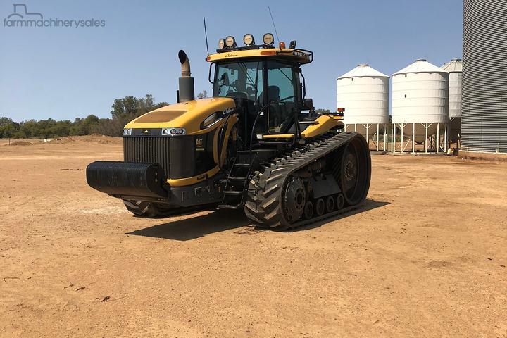 Tractor Crawler Tractors for Sale in Australia - farmmachinerysales